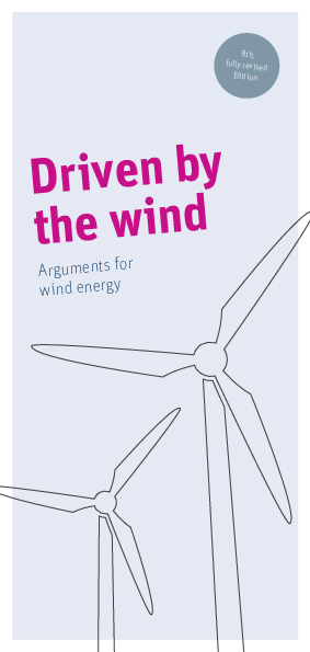 Driven by the wind - Arguments for wind energy