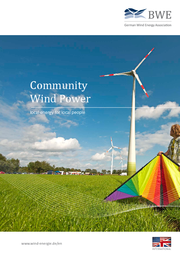 Community Wind Power